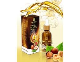 Косметическое масло лесного ореха