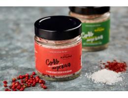 Соль розовая  «С соком граната и специями»