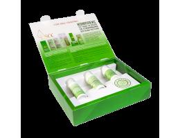 Подарочный набор по уходом за лицом с растительными стволовыми клетками