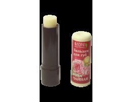 Бальзам для губ Чайная роза