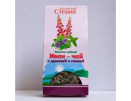 Иван-чай с душицей и стевией
