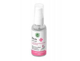 Гель для рук с антибактериальным эффектом «С эфирным маслом розы»