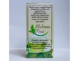 Чай зелёный со стевией и мятой