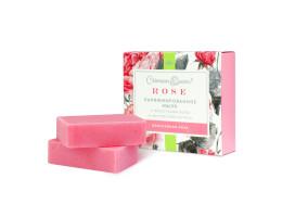 """Набор парфюмированного мыла""""Изысканная роза"""""""