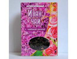 Ферментированный Иван - Чай с чайной розой