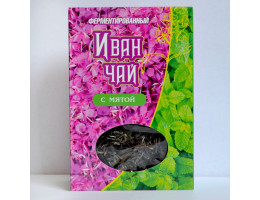 Ферментированный Иван - Чай с мятой
