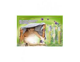 Набор эфирных масел для лечения хронических бронхитов, пневмонии, орз и гриппа