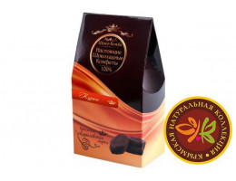 """Натуральные шоколадные конфеты """"Курага в шоколаде"""" в подарочной коробке"""