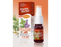 """Аэрозоль с эфирными маслами """"Aroma doctor"""""""