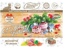 """Крымский Десерт """"С Новым Годом"""" без сахара"""