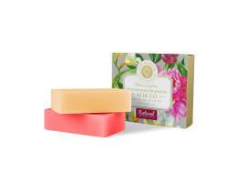 """Набор парфюмированного мыла """"Цветочный букет"""", 2 шт."""