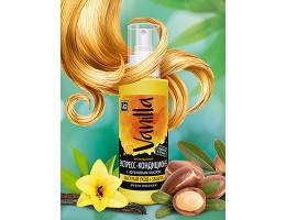 """Экспресс-кондиционер """"Vanila"""", для всех типов волос"""