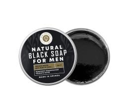 Черное мыло для мужчин